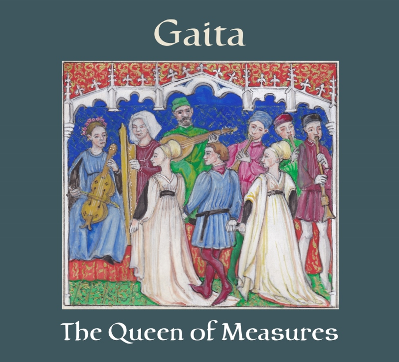 The Queen of Measures cover